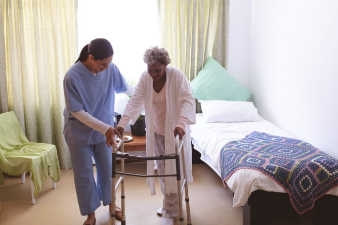 Home Health Aide: Your Aid to Better Lifestyle